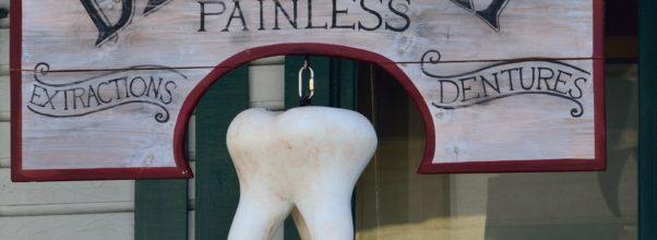 pierderea dintelui